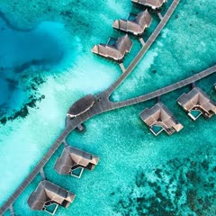 MALDIVES MOST LUXURIOUS RESORT | Jumeirah Vittaveli [4K, drone]