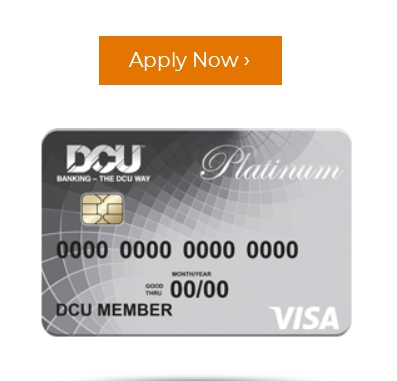 DCU's Visa Platinum Credit Card offers a rate lower than you'll find on most other bank or store cards.